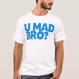 気違いのBroか。 Tシャツ