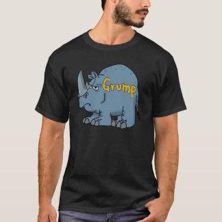 気難しいサイ Tシャツ