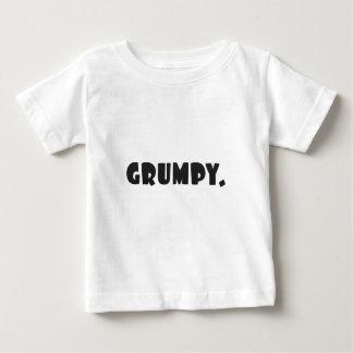 気難しいワイシャツ ベビーTシャツ