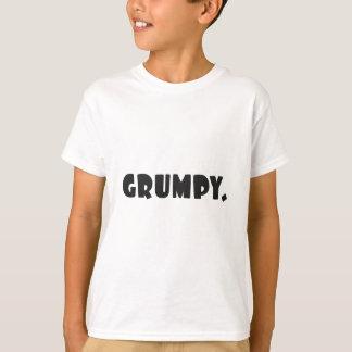 気難しいワイシャツ Tシャツ