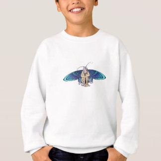 気難しい妖精 スウェットシャツ