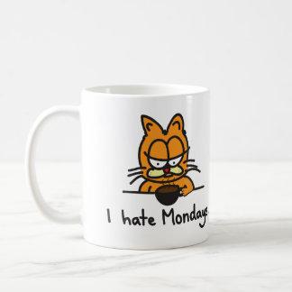 気難しい猫のコーヒーカップ コーヒーマグカップ