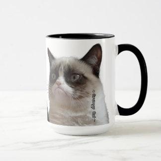 気難しい猫の™ -気難しい猫および牢獄は襲います マグカップ