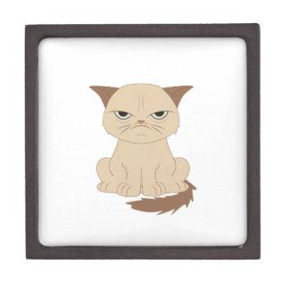 気難しい猫 ギフトボックス