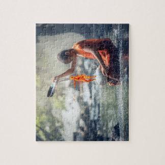 水および火 ジグソーパズル