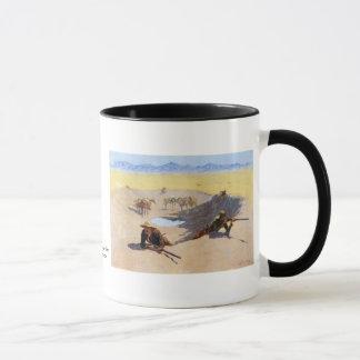 水たまりの~フレデリックRemingtonのために戦って下さい マグカップ