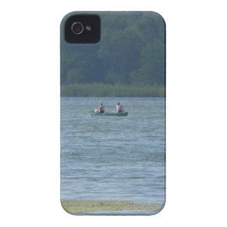 水にカヌー Case-Mate iPhone 4 ケース
