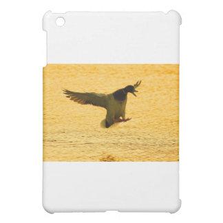 水にマガモのアヒルの着陸 iPad MINI CASE