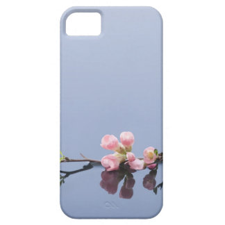 水に桜 iPhone SE/5/5s ケース