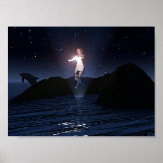 水に歩きます、バージョン2 ポスター