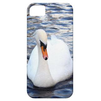 水に白鳥 iPhone SE/5/5s ケース