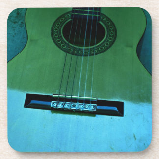 水のギター コースター