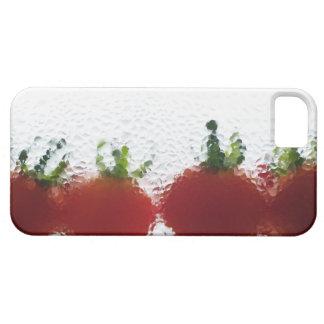 水のトマト iPhone SE/5/5s ケース