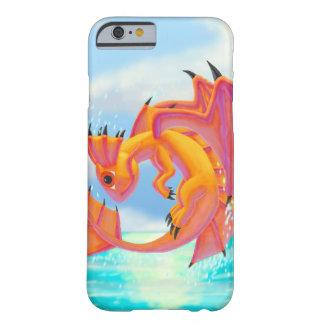 水のドラゴン BARELY THERE iPhone 6 ケース
