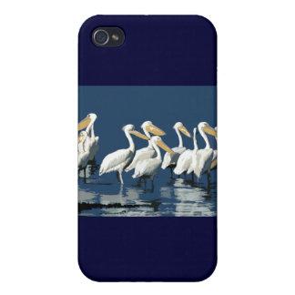 水のペリカンパック iPhone 4/4S COVER