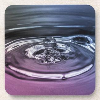 水の低下 コースター