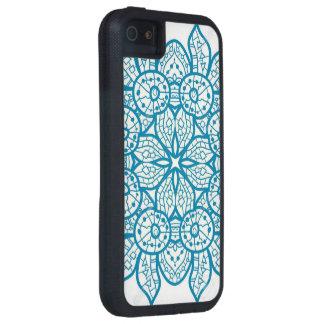水の曼荼羅の電話箱 iPhone SE/5/5s ケース
