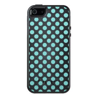 水の水玉模様 オッターボックスiPhone SE/5/5s ケース