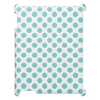 水の水玉模様 iPad CASE
