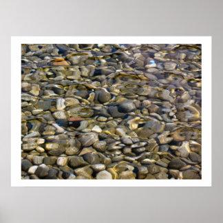 水の石 ポスター