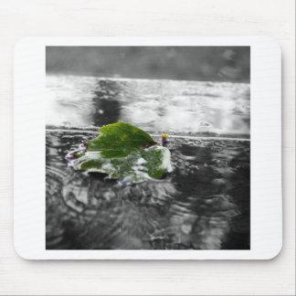 水の葉 マウスパッド