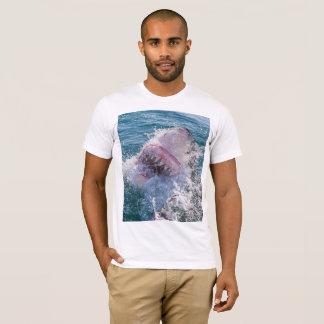 水の鮫 Tシャツ