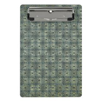 水のBohoパターン、美しい小型クリップボード ミニクリップボード