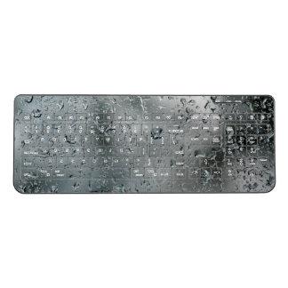 水はカスタムな無線キーボードを落とします ワイヤレスキーボード