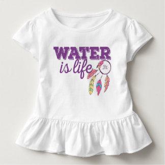 水は生命です -- ベビーの服1 トドラーTシャツ