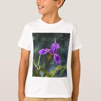 水アイリス Tシャツ
