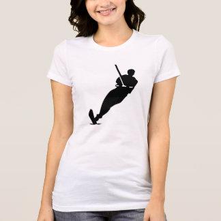 水スキーヤー Tシャツ