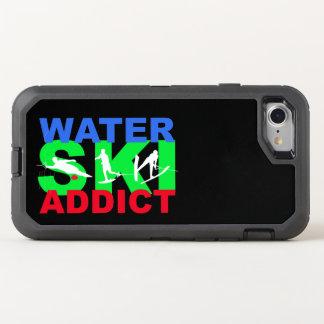 水スキー常習者のiPhone 7の場合 オッターボックスディフェンダーiPhone 8/7 ケース