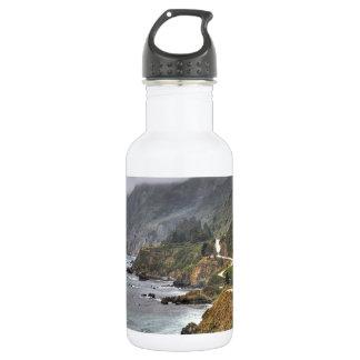 水スペインのな海岸の路傍 ウォーターボトル
