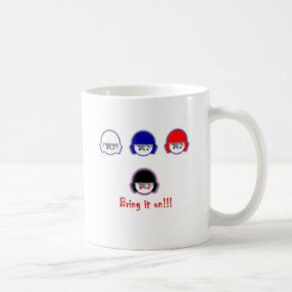 水ポロ持って来それ コーヒーマグカップ
