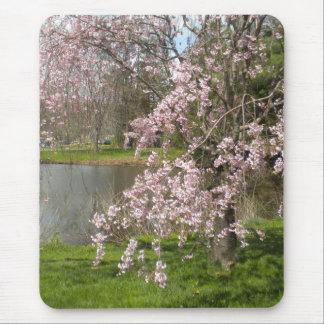 水マウスパッドによる桜 マウスパッド