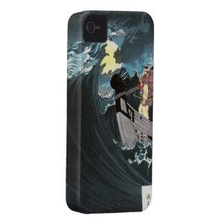 水上の月… iPhone 4/4sの場合 Case-Mate iPhone 4 ケース