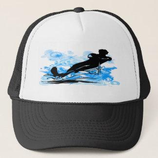 水上スキー キャップ