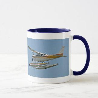 水上機-水上飛行機 マグカップ