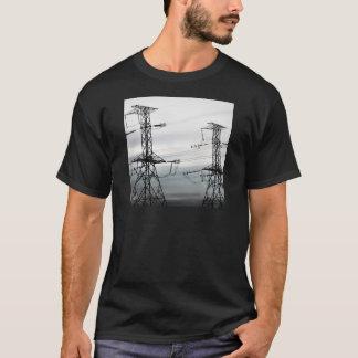 水上飛行機はTシャツそびえています Tシャツ