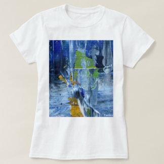 水中アテーナー Tシャツ