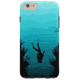 水中場合 TOUGH iPhone 6 PLUS ケース