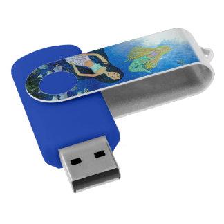 水中演劇(人魚) USBフラッシュドライブ
