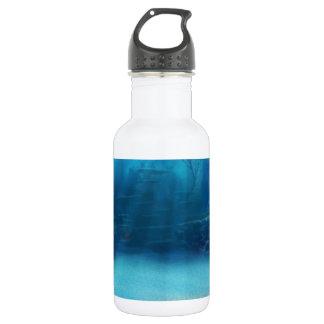 水中珊瑚礁タワー ウォーターボトル