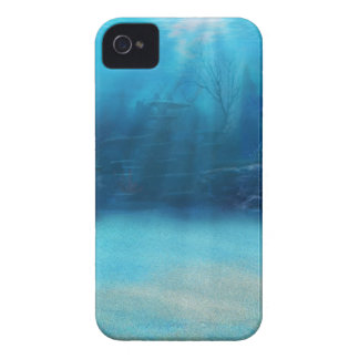 水中珊瑚礁タワー Case-Mate iPhone 4 ケース