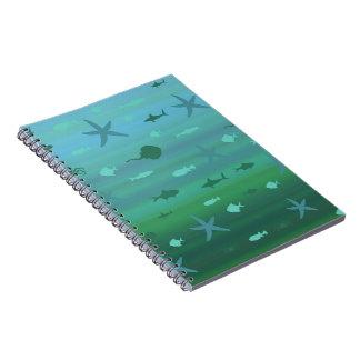水中生命 ノートブック