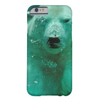 水中白くま BARELY THERE iPhone 6 ケース