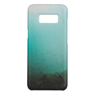 水中青い海 Case-Mate SAMSUNG GALAXY S8ケース