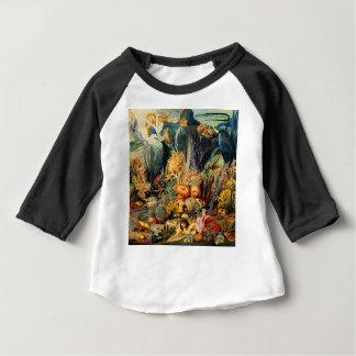 水中 ベビーTシャツ