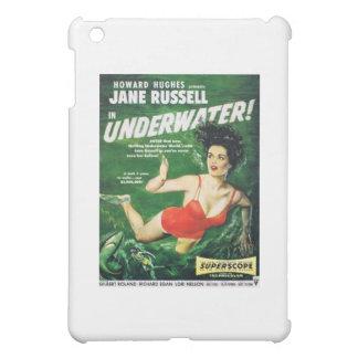 水中iPadの場合-ジェーン・ラッセル- -映画広告 iPad Miniケース