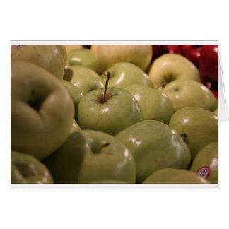 水分が多いりんご カード